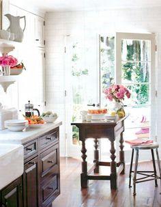 a lovely kitchen