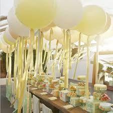 lemon balloons - Google Search