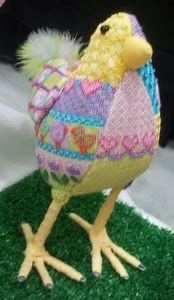 Pocket Full of Stitches: More from yesterday at market! Sew Much Fun Tweety Bird