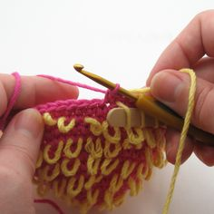 Loop and Nub Stitch Tutorial