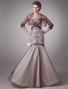 Mother in law wedding dresses on pinterest the bride for Mother in law wedding dresses