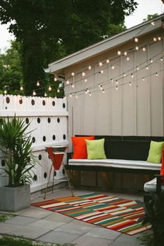 Tips for outdoor lights