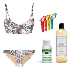5 Ways to Keep Your Swimsuit in Tip-Top Shape via @FabSugar