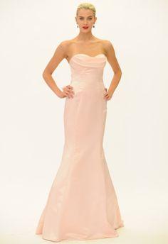 Truly Zac Posen (Photo by: Kurt Wilberding) #nycbridalweek #bridalweek #bridalmarket #nycbm #bodasdelencanto #weddingdresses #weddinggowns