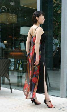 Dress name; ABRAZO. '2012~ model; Mis.AO design ; DIFERENTE^tokyo tango clothes.
