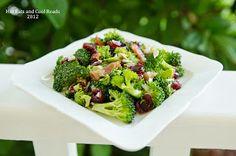 Crunchy Broccoli and Bacon Salad Recipe