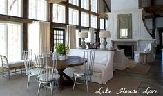 Tracery Interiors Lake House Alabama cvr