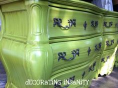 transformed dressers | Rustoleum Furniture Transformation | Let's Get Crafty!