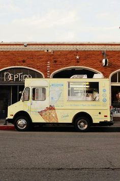 Van Leeuwen ice cream truck comes to L.A!
