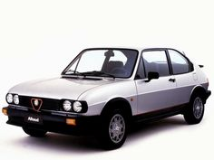 1982 Alfasud Ti QV