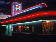 66 Diner in Albuquerque, New Mexico