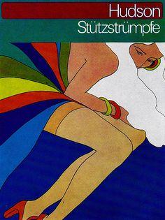 1971 Poster Advertisement  Advertising Agency: Werbeagentur Reiwald AG