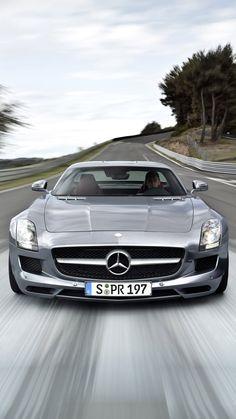 Mercedes-Benz SLS AMG'