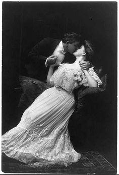 a soul kiss - 1909