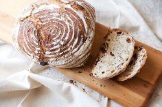 Cherry Walnut Bread on Food52: http://food52.com/blog/9228-cherry-hazelnut-yeast-bread. #Food52