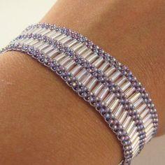 Must make this bracelet! #beading