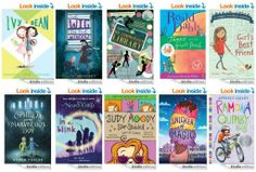 Top 10 Chapter Books for Young Girls