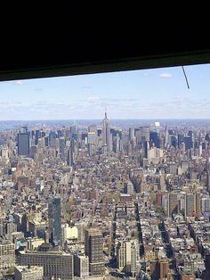 Direction - Uptown Manhattan!