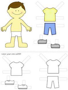 free printable paper doll