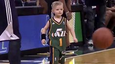 5-year-old battling leukemia suits up for NBA team