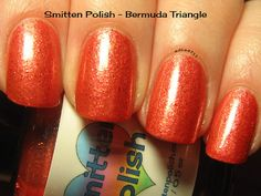 Smitten Polish | Bermuda Triangle