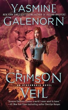 #CoverReveal Crimson Veil by Yasmine Galenorn | Otherworld, BK#15 | February 2014