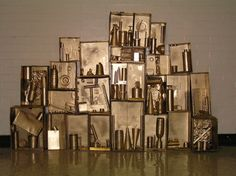 louise nevelson art projects art lessons painting lesson plans    Louise Nevelson Art Lesson