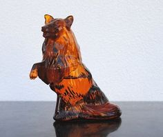 "Vintage Avon dog perfume bottle ""Faithful Laddie"" hahaha! $16.50"