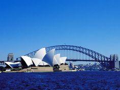 Sydney Opera House, Australia - take me back