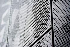 MetaDecor - Gevelbekleding met designperforatie