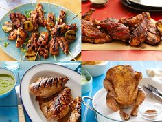 Chicken is Better with Grill Marks — Summer Soiree | FN Dish – Food Network Blog