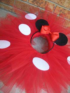 Minnie Mouse TuTu Costume