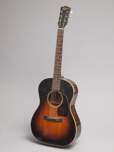 1946 Gibson LG-2 in very good condition.  The immediate post war period produced a number of great guitars from the Gibson company.