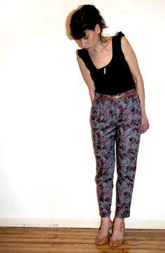 Pantalon // acte 1