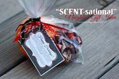 """Scent-sational"" Neighbor Gift Idea"