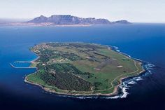 Robben Island Prison- Held Nelson Mandela for most of his 27 yr imprisonment.