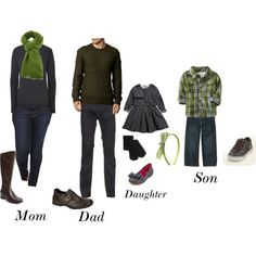 TONS of ideas - what to wear to your family photo session