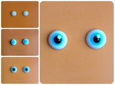 eyeballs sugar  royal icing eyes