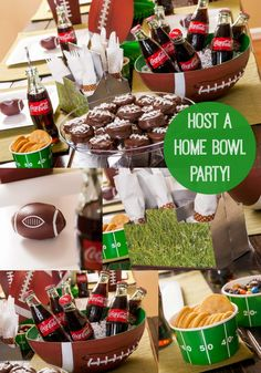Host a Home Bowl foo