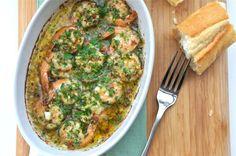 lemon lime garlic shrimp