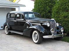 1937 Buick Limited Series 90 Limo - Only 742 Ever Made! For sale in Ottawa, Canada.