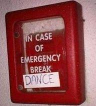 somebody call 911 ...