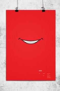 Pixar Posters Series
