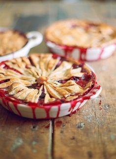 Unique ways to top a pie