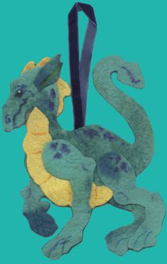 Jennifer Dragon Craft Project - includes printable pattern Dragon Craft, Fairies, Felt Dragons Patterns, Craft Projects, Ornaments, Kiddo, Story Time, Dyes, Crafts