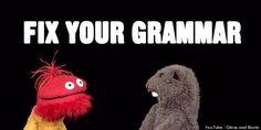Grammar common mistakes
