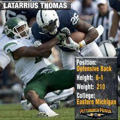 Latarrius Thomas - DB