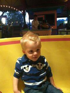 Tips for taking babies to Walt Disney World or Disneyland