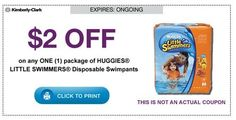 LITTLE SWIMMERS PRINTABLE COUPON – $2 OFF!