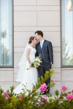Summer Wedding | Utah Wedding Photographer | Wedding Photographer | Oquirrh Mountain LDS Temple | www.jessicasphoto.com #jessicasphotography #weddingphotographer